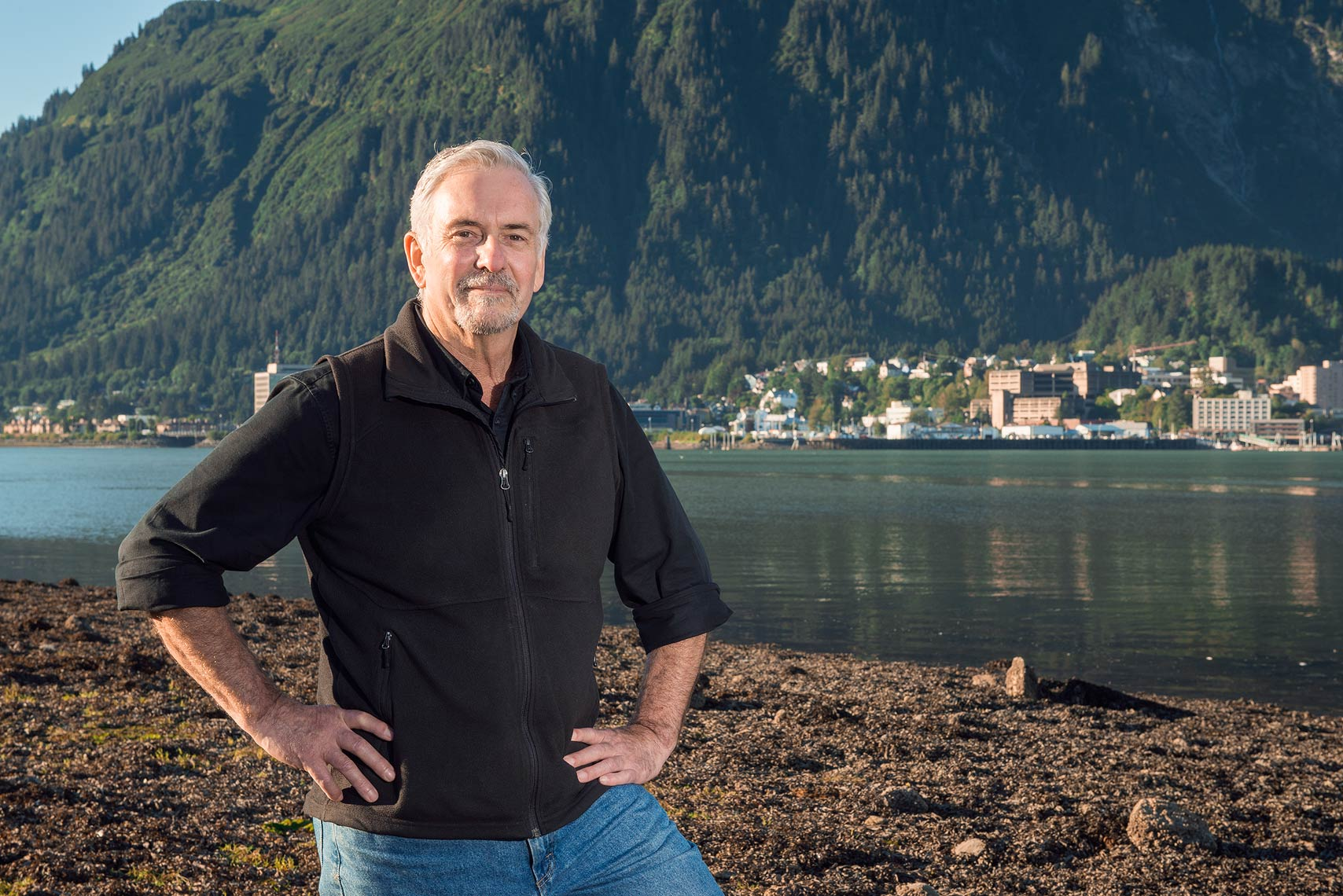 Juneau Mayor Greg Fisk was found dead in his home on the afternoon of Monday, Nov. 30, 2015. (Photo courtesy Greg Smith)