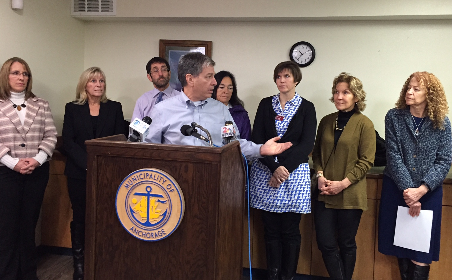 Berkowitz Unveils New Plan To End Homelessness In Anchorage