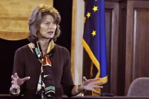 Sen. Lisa Murkowski (File photo by Skip Gray, 360 North)