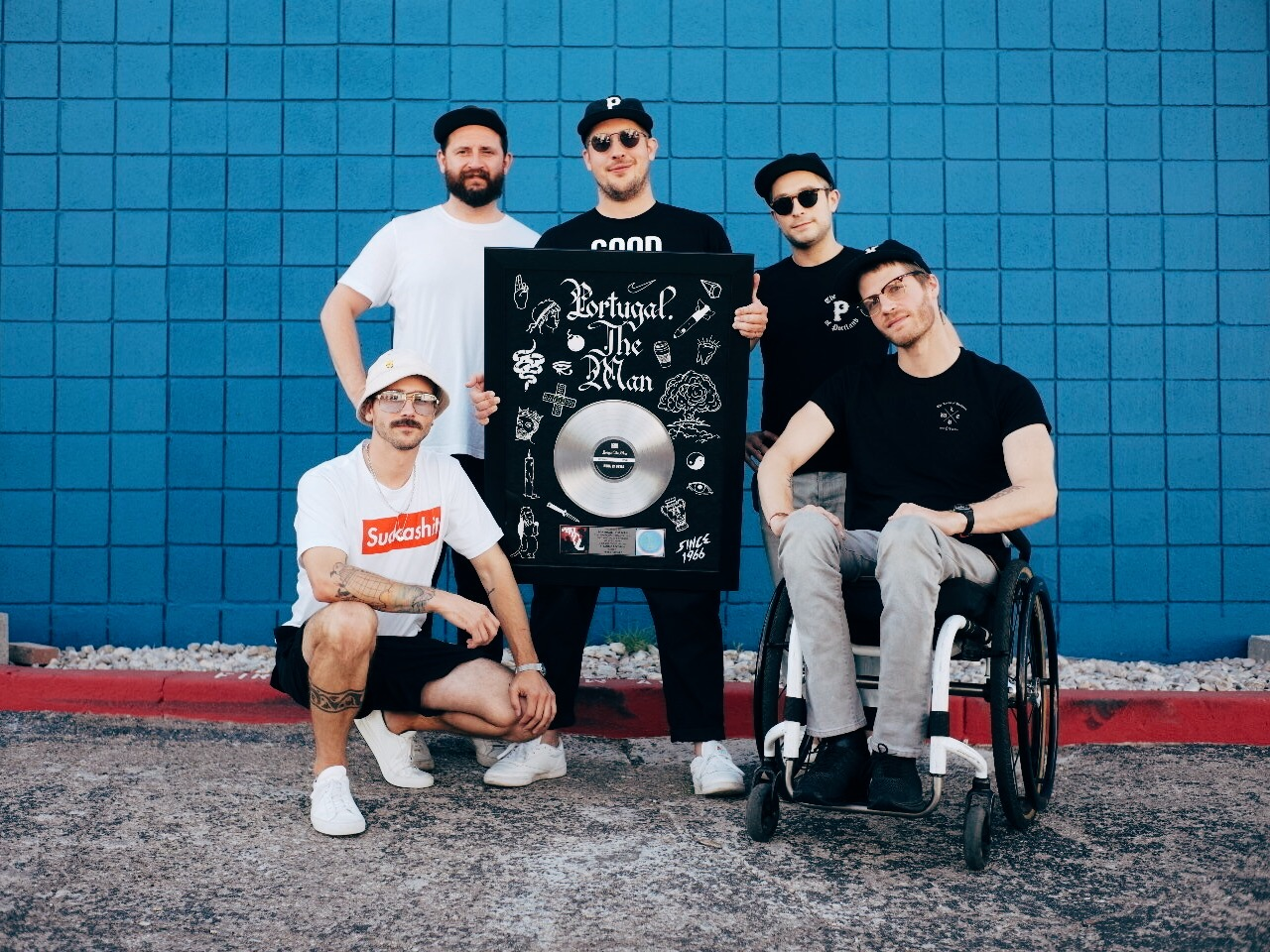 Alaska Grown Portugal The Man Gets First Grammy Nomination