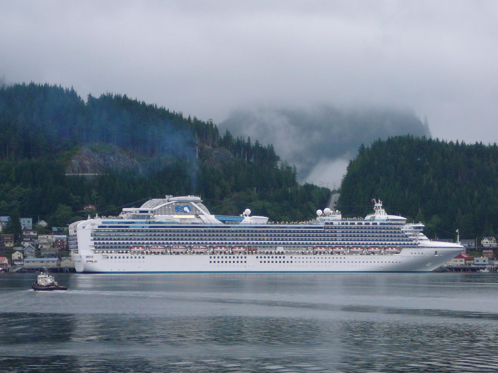 Alaska Senate Passes Bill Relaxing Cruise Ship Wastewater Discharge Rules