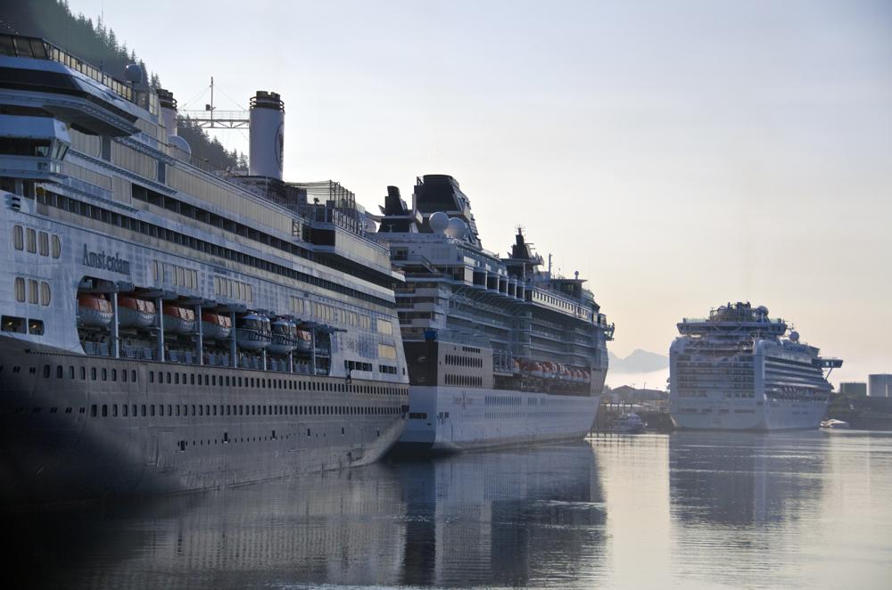 US Senate acts to save part of Alaska's 2021 cruise season
