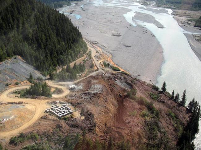 Tulsequah Mine