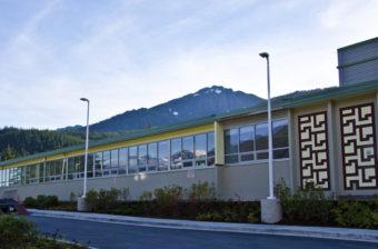 Sayéik Gastineau Community School in 2013, then called Gastineau Community School. (Photo by Heather Bryant/KTOO)