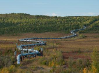 Trans Alaska Pipeline System TAPS