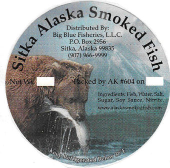 Big-Blue-Fisheries label