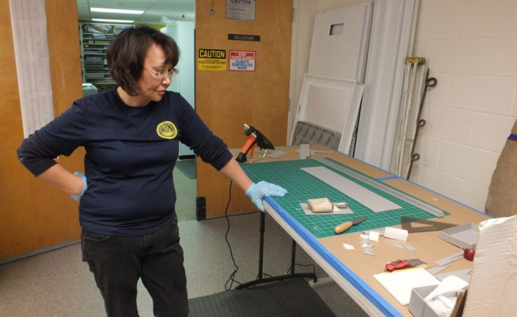 Alaska State Museum training-1