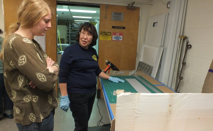 Alaska State Museum training-2
