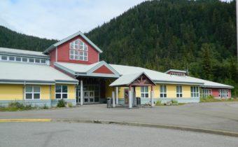 Fawn Mountain Elementary School in Ketchikan. (Photo courtesy KRBD)