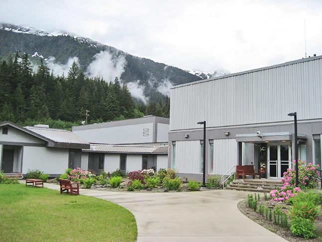 Lemon Creek Correctional Center. (Photo courtesy Alaska Department of Corrections.