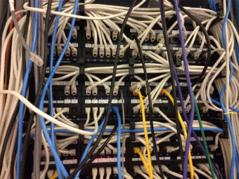 Alaska's internet is the second slowest in the country. (Photo by Sarah Yu/KTOO)