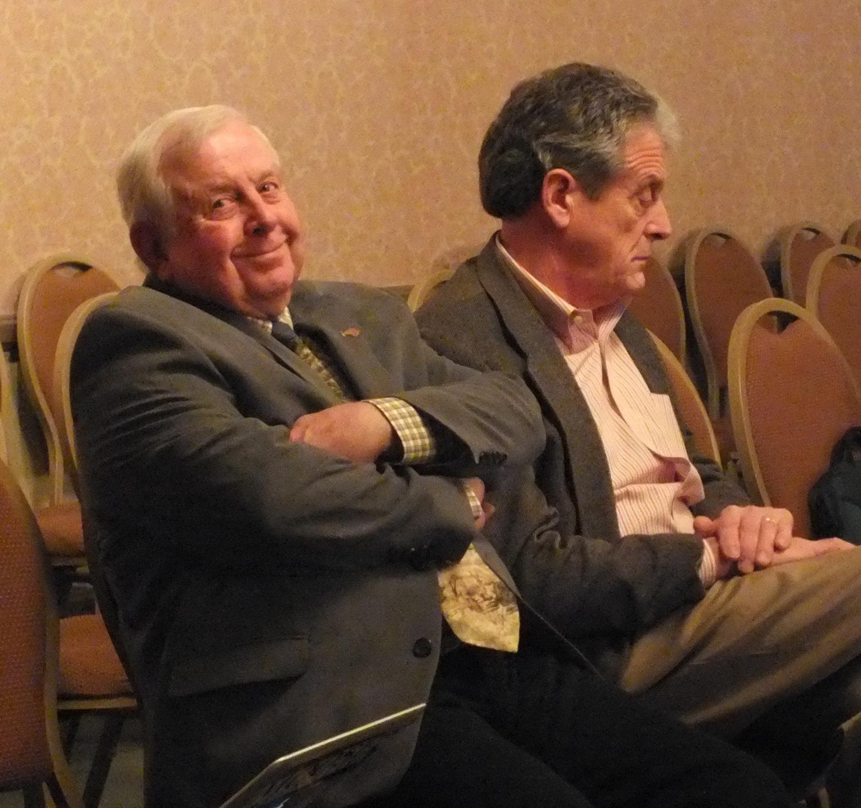 Roland Maw & Sam Cotten