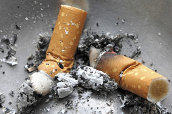Tobacco smokers are more likely than nonsmokers to die from infection, kidney disease and, maybe, breast cancer. (iStockphoto)