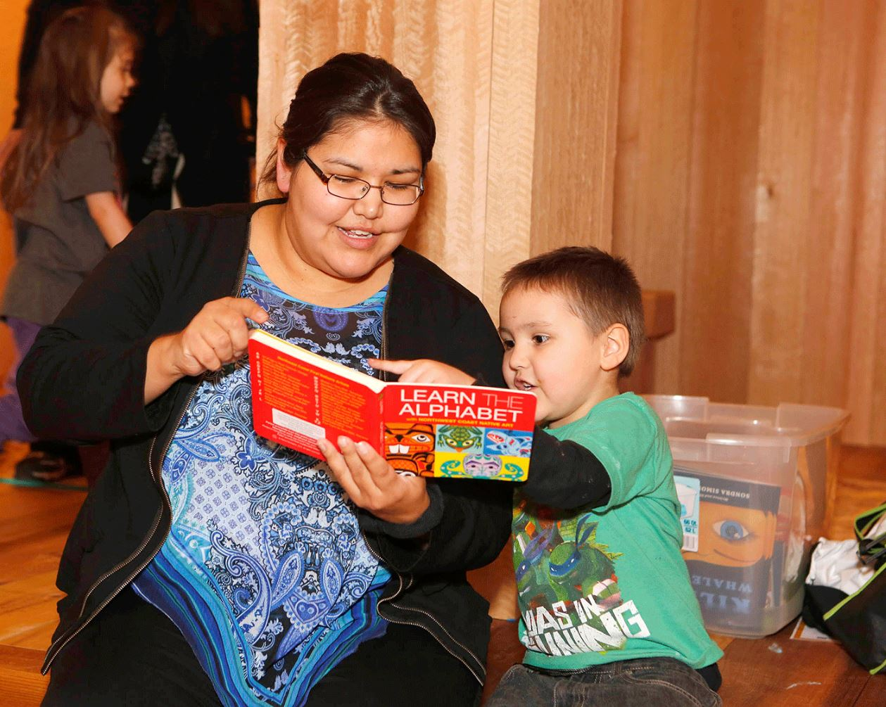 (Photo by Brian Wallace/Courtesy Sealaska Heritage Institute)