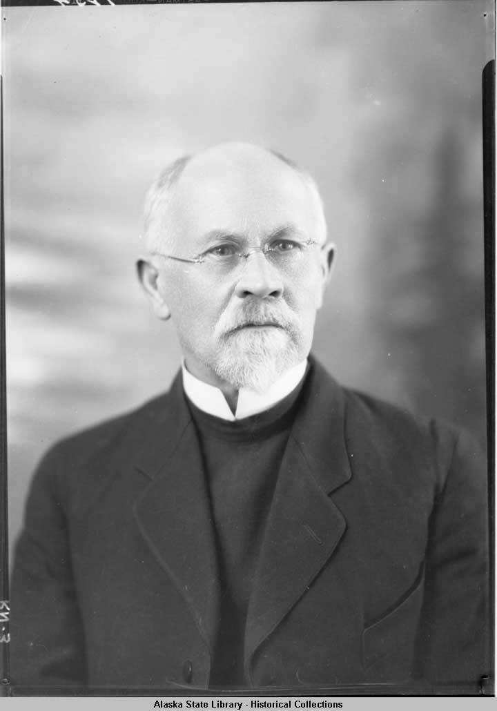 Father Andrew P. Kashevaroff (Photo from the Alaska State Library-Historical Collection)