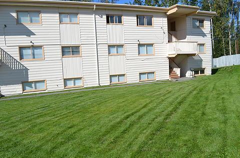 The L.I.F.E. apartment building. (Photo courtesy of Shiloh Community Housing Inc.)