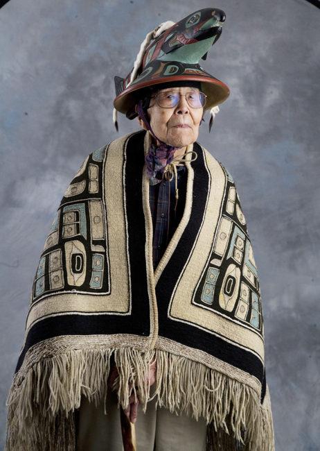 Dr. Walter Soboleff (Photo courtesy Sealaska Heritage Institute)
