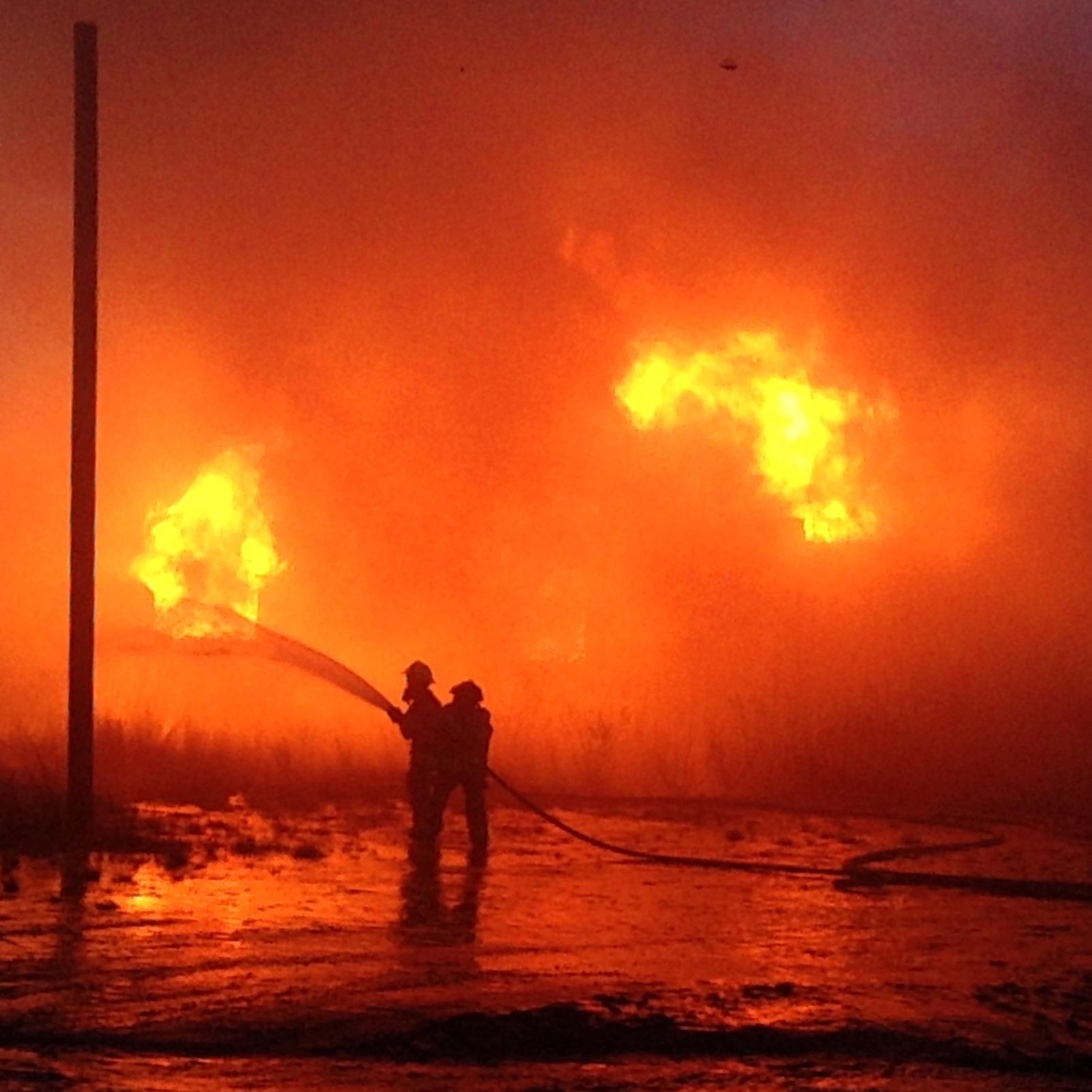 Bethel Kilbuck school fire