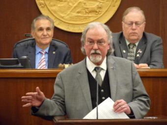 Alaska Chief Justice Craig Stowers