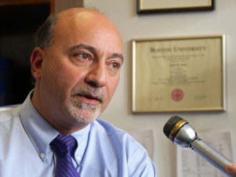 Rep. Les Gara, D-Anchorage, has introduced a new business tax. (Photo by Skip Gray/360 North)