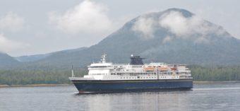 Alaska Marine Highway System ferry Kennicott