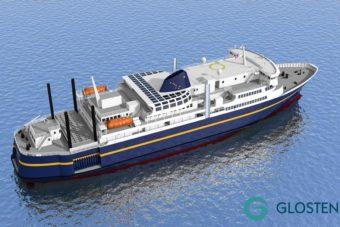 Tustumena ferry replacement design