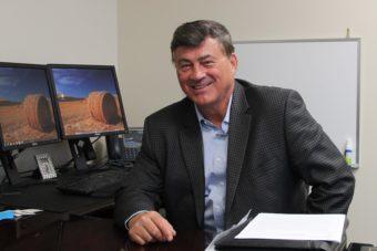 John Hendrix started work as Gov. Bill Walker's chief oil and gas adviser in July 2016. Photo: Rachel Waldholz, Alaska's Energy Desk