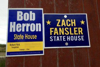 Bob Herron v Zach Fansler