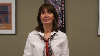 Angie Lunda is an assistant professor of education at the University of Alaska Southeast.