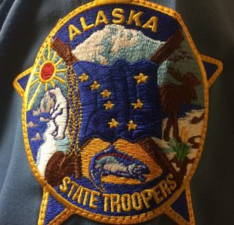 Alaska State Troopers. (Photo by Monica Gokey/Alaska Public Media)