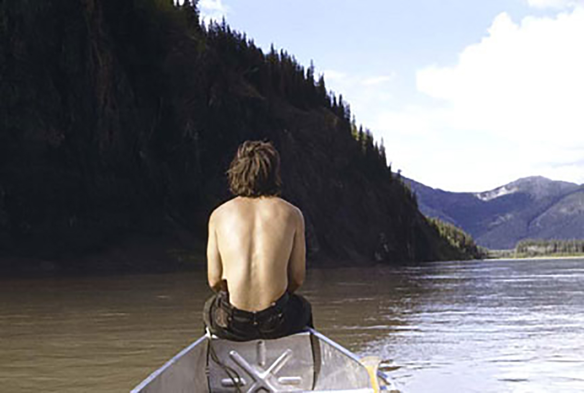 Writer John McPhee was at ease in a canoe, Brad Snow was at ease with him