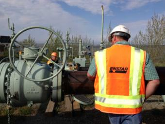 ENSTAR Natural Gas Co. provides natural gas to more than 142,000 residential, commercial and industrial customers in and around the Anchorage and Cook Inlet area.