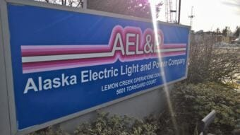 AEL&P's main offices, pictured here on March 24, 2018, are located in the Lemon Creek area in Juneau.