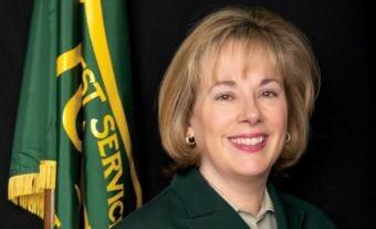 Alaska Regional Forester Beth Pendleton