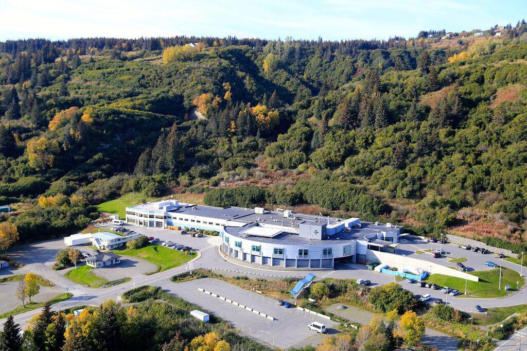 South Peninsula Hospital. (Photo courtesy South Peninsula Hospital)