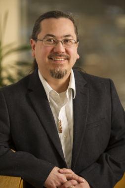 Sealaska Board Chairman Joe Nelson.