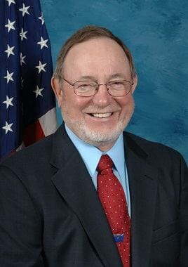 2018 Republican U.S. House of Representatives candidate Don Young