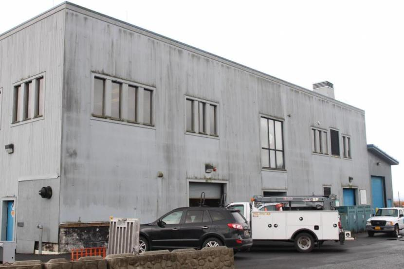 Both the interior and exterior of Sitka's wastewater treatment plant are in need of a revamp, after environmental factors caused deterioration.