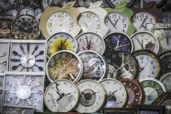 """""""Le temps nous est compté"""""""