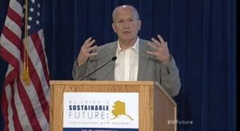 Opening Remarks by Governor Bill Walker - Building a Sustainable Future