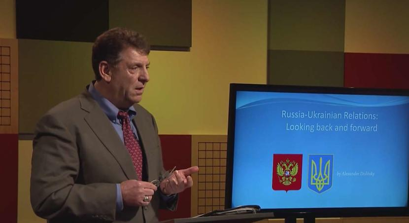 Russian-Ukrainian Relations: Looking Back and Looking Forward