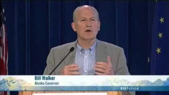 Summary & Closing by Gov. Bill Walker - Building a Sustainable Future