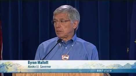 Summary & Closing by Lt. Gov. Byron Mallott - Building a Sustainable Future