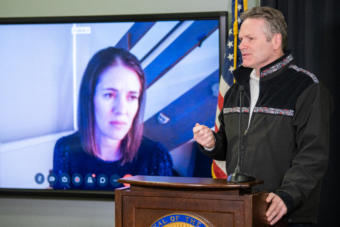 Dunleavy Administration Announces New Travel Mandate Offering Testing As Alternative To Quarantine