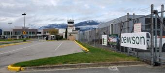 Dawson Construction has a contract for work at Juneau International Airport.
