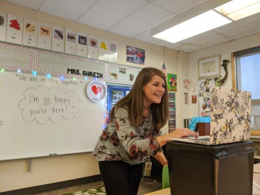 Anchorage elementary teacher selected as 2021 Alaska Teacher of the Year