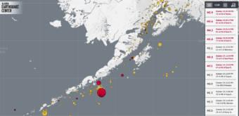 (Graphic Courtesy Alaska Earthquake Center)