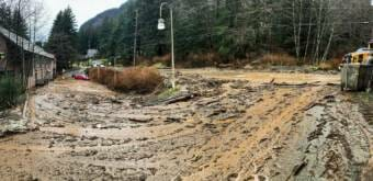 AWARE mudslide
