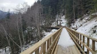 Flume Trail 2020 11 18