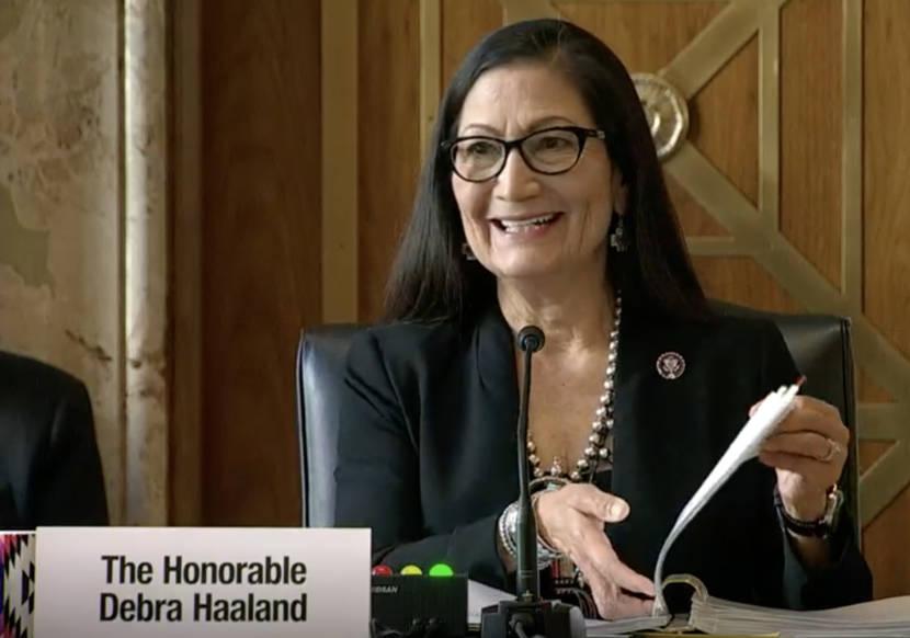 Indigenous leaders hopeful Interior nominee Rep. Deb Haaland will protect Yup'ik ways of life